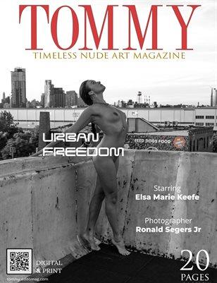 Elsa Marie Keefe - Urban Freedom - Ronald Segers Jr