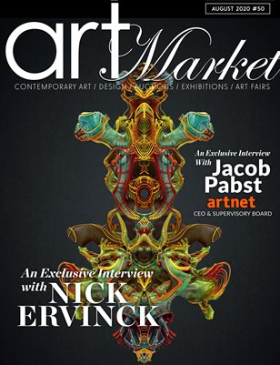 Art Market Magazine August 2020 Issue #50