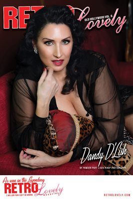 Dandy D'Lish Cover Poster