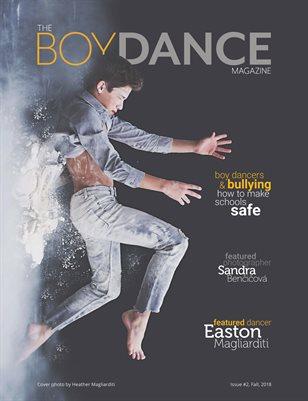 BoyDance Magazine #2