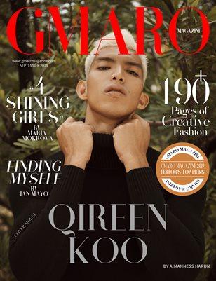 GMARO Magazine September 2019 Issue #01
