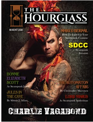 The Hourglass Magazine- Aug/Sep 2015