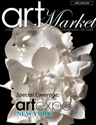 Art Market Magazine Issue #39, April 2018