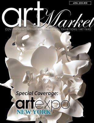 Art Market Magazine Issue #39, April 2018