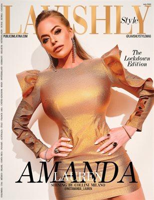 LAVISHLY STYLE Magazine - AMANDA LAUREN - July/2020 - #11