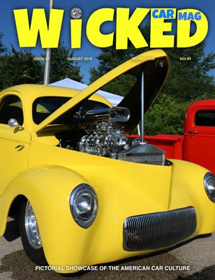 WICKED CAR MAGAZINE AUGUST ISSUE 1941 WILLYS