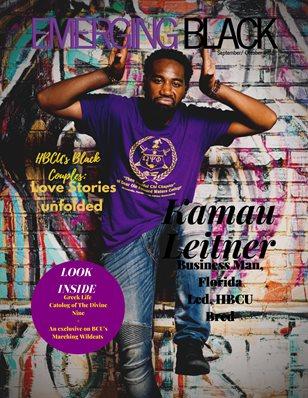 Dual Edition I HBCU Edition I Emerging Black Magazine