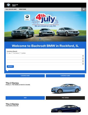 Used BMW in Rockford