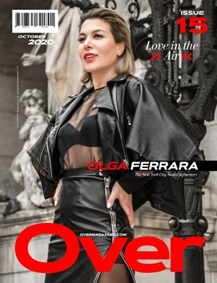OCTOBER 2020 Issue (Vol – 15) | OVER Magazines