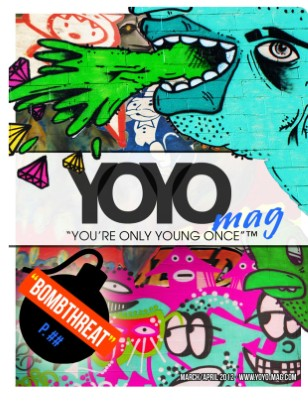 YOYO Magazine March/April 2012