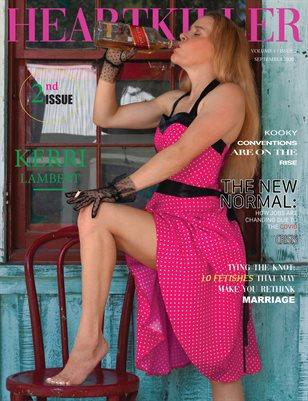 HeartKiller Magazine Issue 2