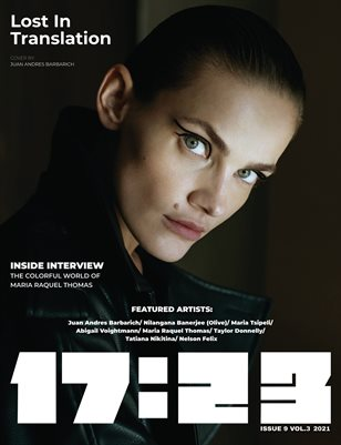 17:23 MAGAZINE ISSUE 9 VOL.3 2021