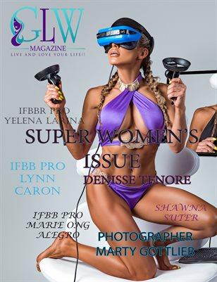 Super Women's ISSUE