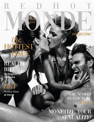 Red Hot Monde Magazine August 2020