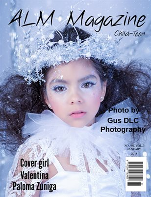 ALM Child-Teen Magazine, Issue 96, Vol.5, January 2019