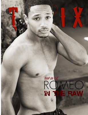 "ROMEO MILLER ""Romeo in the Raw"""