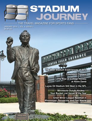 Stadium Journey Magazine, Vol 4 Issue 1