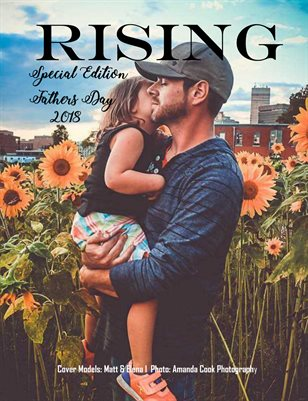 Rising Model Magazine Father's Day Special Edition