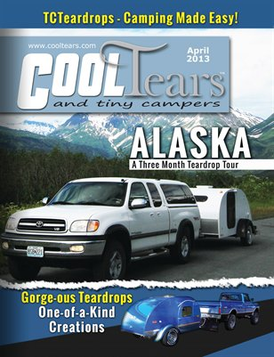 Cool Tears and Tiny Campers Magazine - April 2013