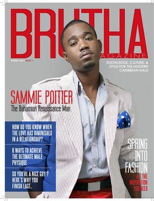 Brutha Magazine Spring 2012