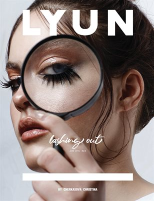 LYUN ISSUE No.6 (VOL No.9-Cover2)
