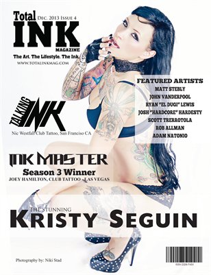 Total Ink Magazine Issue 4 Dec. 2013