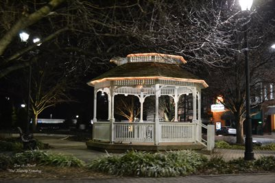BROADWAY GAZEBO, PADUCAH, KENTUCKY
