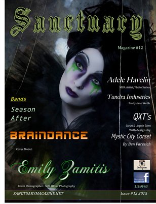 Sanctuary Magazine Issue#12