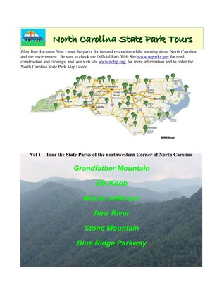 North Carolina State Park Tours