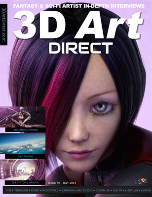 3D Art Direct Issue 40