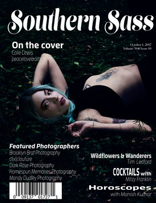 Southern Sass Magazine | Volume 4 Issue ten | Black Issue