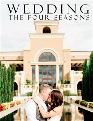 The Four Seasons Outdoor Wedding