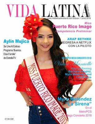 Vida Latina Junio 2018 primera edicion