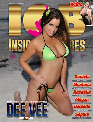 IOB MAGAZINE APRIL 2017