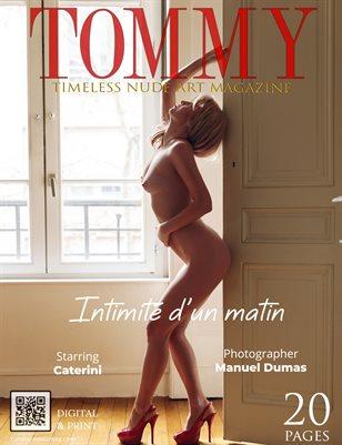 Caterini - Intimite d un matin - Manuel Dumas