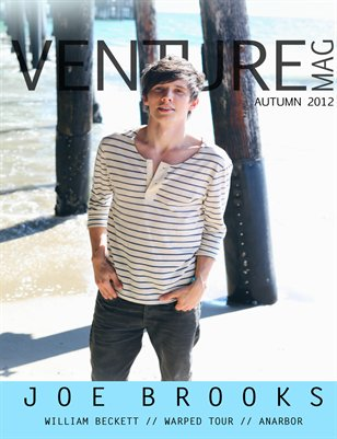Venture Mag Autumn Issue 2012