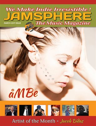 Jamsphere Indie Music Magazine March 2017