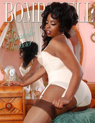 BOMBSHELL Magazine June 2019 BOOK 3 - Jessebelle Thunder Cover