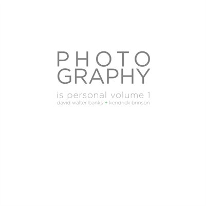 Photography is Personal Volume 1: Instant