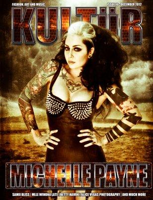 Kultur - Issue 16 - December 2012