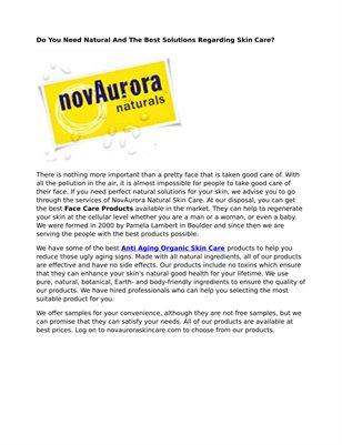 NovAurora