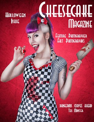 Cheesecake Magazine Halloween Issue