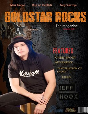 Goldstar Rocks The Magazine