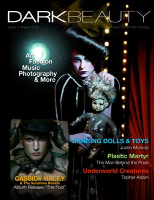Dark Beauty Magazine - ISSUE 1 - Dark Beauty