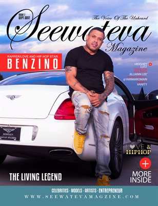 Seewateva Magazine  Issue #7 Benzino
