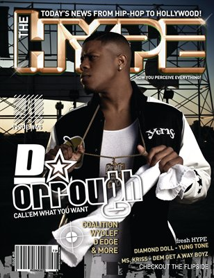The Hype Magazine - Issue #45