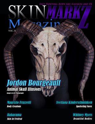 November Issue of SkinMarkZ Magazine - Issue #31