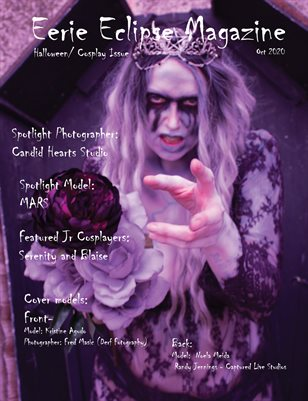 Eerie Eclipse Magazine Oct 2020 Halloween/Cosplay
