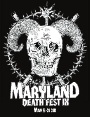 Maryland Deathfest 2011 Program Guide