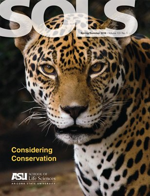 SOLS Magazine, Spring/Summer 2016 Volume 12 No. 1